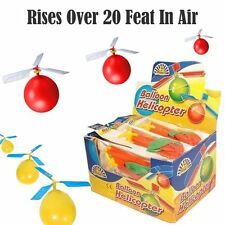 Childrens Balloon Helicopter Birthday Party Bag Fillers Boys Girls Loot Kids Toy