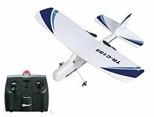 New RC Airplane Remote Control Plane Race Cessna Electric 2 Ch RTF Colors Vary