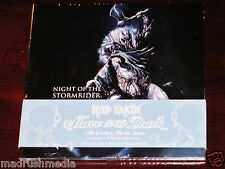 Iced Earth: Night Of The Stormrider - Limited Edition CD 2008 LP Miniature NEW