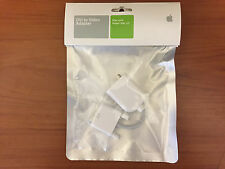 New Genuine Apple M9267G/A Mac Mini/Power MAC G5 DVI to Video Adapter MAC