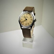 RARE Vintage Rado Bumper Automatic Watch 1950s 31 mm Case