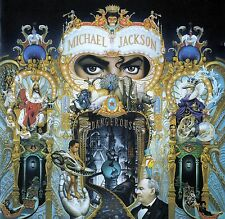 MICHAEL JACKSON : DANGEROUS / CD (EPIC EPC 465802 2)
