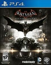 PS4 Batman Arkham Knight Gotham City NEW Sealed REGION FREE USA works on all