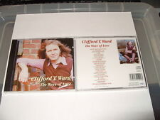 Clifford T. Ward - the Ways of Love (2001) - 17 TRACK CD RARE NEW!! - FREEPOST