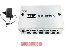 MXR ISO-BRICK M238 POWER SUPPLY w/ DC CABLES & 18V ADAPTER 10 ISOLATED OUTPUTS