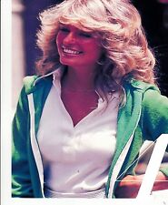 FARRAH FAWCETT RARE 8X10 CHARLIES ANGELS PHOTO PP00045