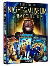 NIGHT AT THE MUSEUM 1-3 - DVD FILM BOXSET
