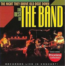 BEST OF THE BAND - NEW SEALED CD - THE WEIGHT - THE NIGHT THEY DROVE OLD DIXIE