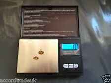 0.1g - 500g Gram Electronic Weight Pocket Digital Scale Uk Seller