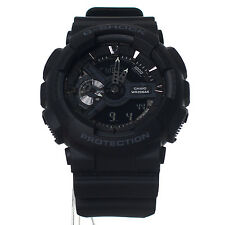Casio G-Shock Men's Watch XL GA110-1B Black Authentic & Fast Shipping