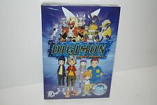 Digimon: Digital Monsters - The Official Fourth Season 4 (DVD, 2013, 8-Disc Set)