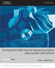 AutoCAD  2004 Tutor for Engineering Graphics with AutoCAD  2005 UPDATE (AutoCAD)