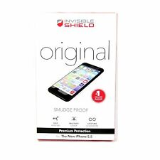 ZAGG INVISIBLE SHIELD SCREEN PROTECTOR FOR IPHONE 6 PLUS SMUDGE PROOF IPPSWS-F00