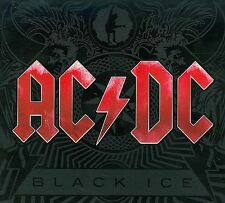AC/DC - Black Ice (CD, Digipak, Columbia) Rock N Roll Train, Big Jack, Wheels