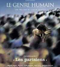 Bande annonce film cinéma 35mm 2004 LES PARISIENS Claude Lelouch Maïwenn Seigner