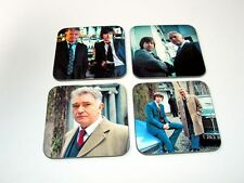 Inspector George Gently Martin Shaw Drinks COASTER Set