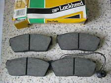 NEW FRONT BRAKE PADS - FITS: ROVER 200 SERIES MK1 - 213 & 216 (1984-89)