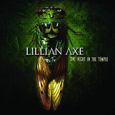 Lillian Axe: One Night in the Temple (DVD, CD/Blu-ray)