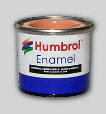 MATTE FLESH  HUMBROL Enamel Model Paint - 14ml Tin #61