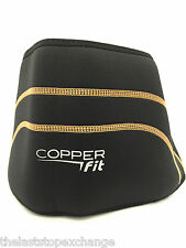 COPPER FIT BACK PRO AS SEEN ON TV COMPRESSION LOWER BACK SUPPORT NEW L/XL