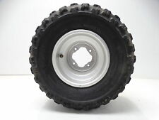 2013 Yamaha Raptor 700 ATV 20x11-9 Dunlop Quadmax Rear Rim & Tire