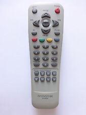 Daewoo tv remote control R-47B04