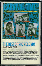 Carnival Time:The Best of Ric Records (Cassette) BRAND NEW FACTORY SEALED