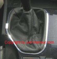 (Dm) Chrom Schaltrahmen dezent Aluminium BMW E39 5er Schalter