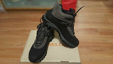 "MERELL Mens Thermo 6"" Waterproof Winter HIking Boots J82727 Black/Gray Sz 10"