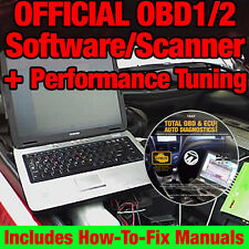 Volvo, VW Volkswagen OBD OBD2 OBDII Scanner Reader & Tuning Diagnostics SOFTWARE