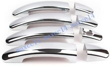 Car Chrome Door Handle Cover plated ABS 4pcs for Chevrolet CRUZE 2009-2012 Sedan