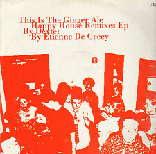 GINGER ALE - Happy House Remixes EP - Virgin France
