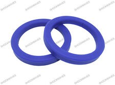 2x Long Life Silicone Group Head Seal Gasket Rancilio Silvia E61 Coffee Blue