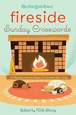 The New York Times Fireside Sunday Crosswords: 75 Puzzles from the Pages of The