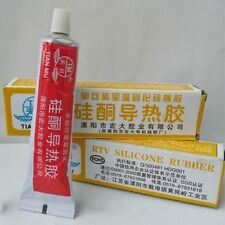 Adhesive Thermal Silicone Conductive Glue Sticky Compound Curing Heat Sink Paste