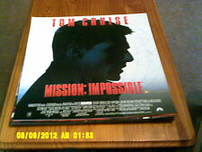 Mission Impossible (tom cruise) Movie Poster