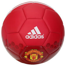 Adidas 2016 Manchester United Soccer ball Football Red/White AP0492 Size 5