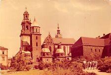 B46305 Krakow Wawel Cathedral poland