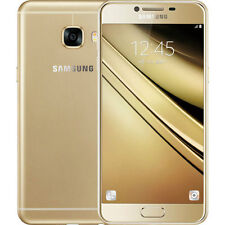 Deal 2 : New Imported Samsung Galaxy C5 Duos Dual SIM 64GB 4G LTE - Gold