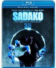 Sadako 3D [3D/2D] Blu-ray Region A BLU-RAY/WS/3D