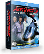 Airwolf . The Complete Series Collection . Season 1 2 3 . 11 Blu-ray . NEU . OVP