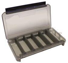 cassetta porta accessori artificiali minnow cucchiaini spinning traina MF-06Y