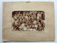 PHOTO DAVID ECOLE MILITAIRE SAINT CYR FOU TCHEOU 1884 1886 BOYARD DE LARARENE