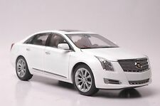 Cadillac XTS car model in scale 1:18 white