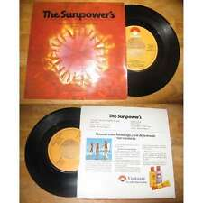 THE SUNPOWER'S - Sunny Love Killer French Library Soul Funk PS Promo