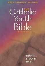 The Catholic Youth Bible (2005, Paperback, Revised) NRSV Catholic Edition