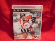 NHL 13 PS3 FACTORY SEALED!!!  FREE FAST SHIP!!!  L@@K!!!!!