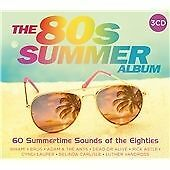 The 80s Summer Album (2016) CD New