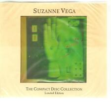 "SUZANNE VEGA ""The Compact Disc Collection"" Limited Edition 3CD Box 1990 sealed"