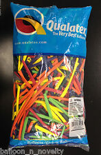 Qualatex Carnival Assortment 260Q Entertainer Balloon Pro-Pack 250Ct.